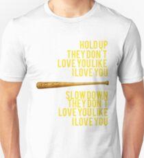 Hold Up Unisex T-Shirt