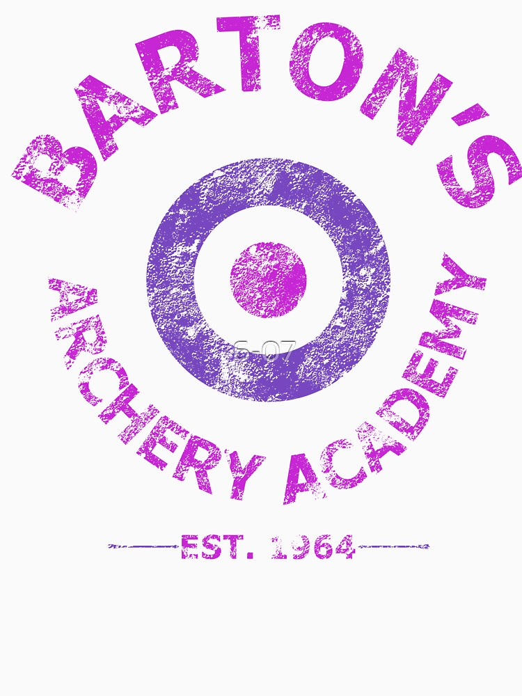 Barton's Archery Academy | Classic T-Shirt