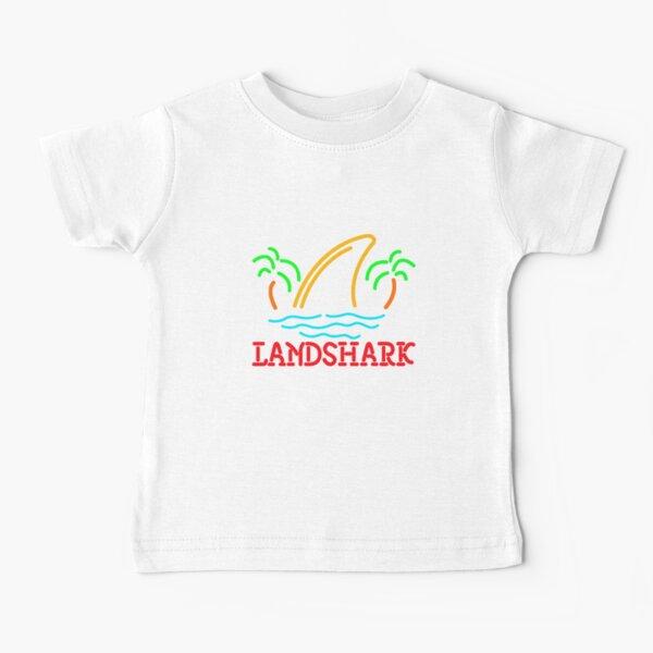 LAND SHARK BEACH Baby T-Shirt