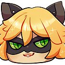 Chat Noir by cargorabbit