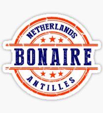 Bonaire, The Netherlands Antilles Sticker