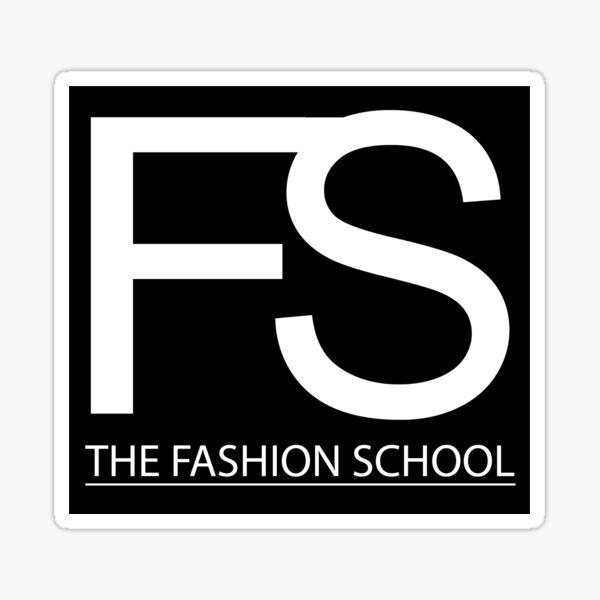 The Fashion School at Kent State University Sticker