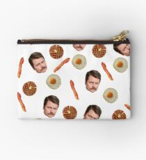 All the Bacon and Eggs Studio Pouch
