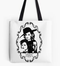 TV Witches Tote Bag