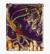 Elf in Tree iPad Case/Skin