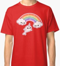 Flying Narwhal Classic T-Shirt