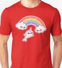 Flying Narwhal Unisex T-Shirt