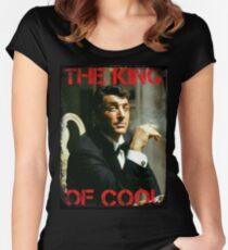 Dean Martin Women's Fitted Scoop T-Shirt