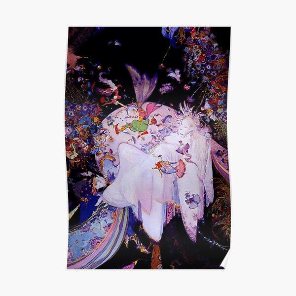 Yoshitaka Amano - A Midsummer Nights Dream Poster