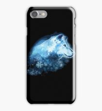 Winter Wolf iPhone Case/Skin