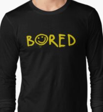 Sherlock - Bored! T-Shirt