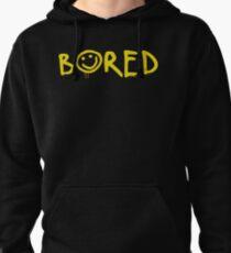 Sherlock - Bored! Pullover Hoodie