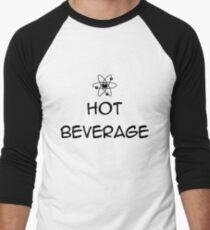 TBBT - Heißgetränk Baseballshirt mit 3/4-Arm