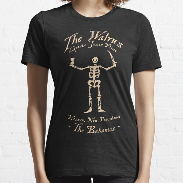Black Sails - The Walrus Essential T-Shirt