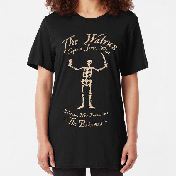 Black Sails - The Walrus Slim Fit T-Shirt
