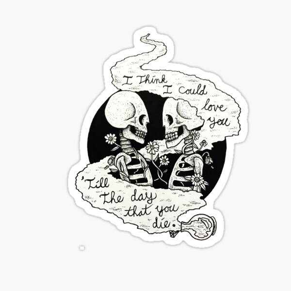 Old Wounds Sticker