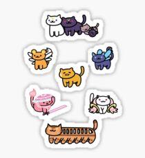 Neko Collection Sticker