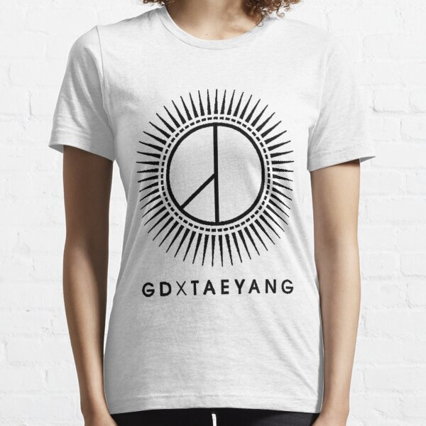 GD X TAEYANG Logo Essential T-Shirt