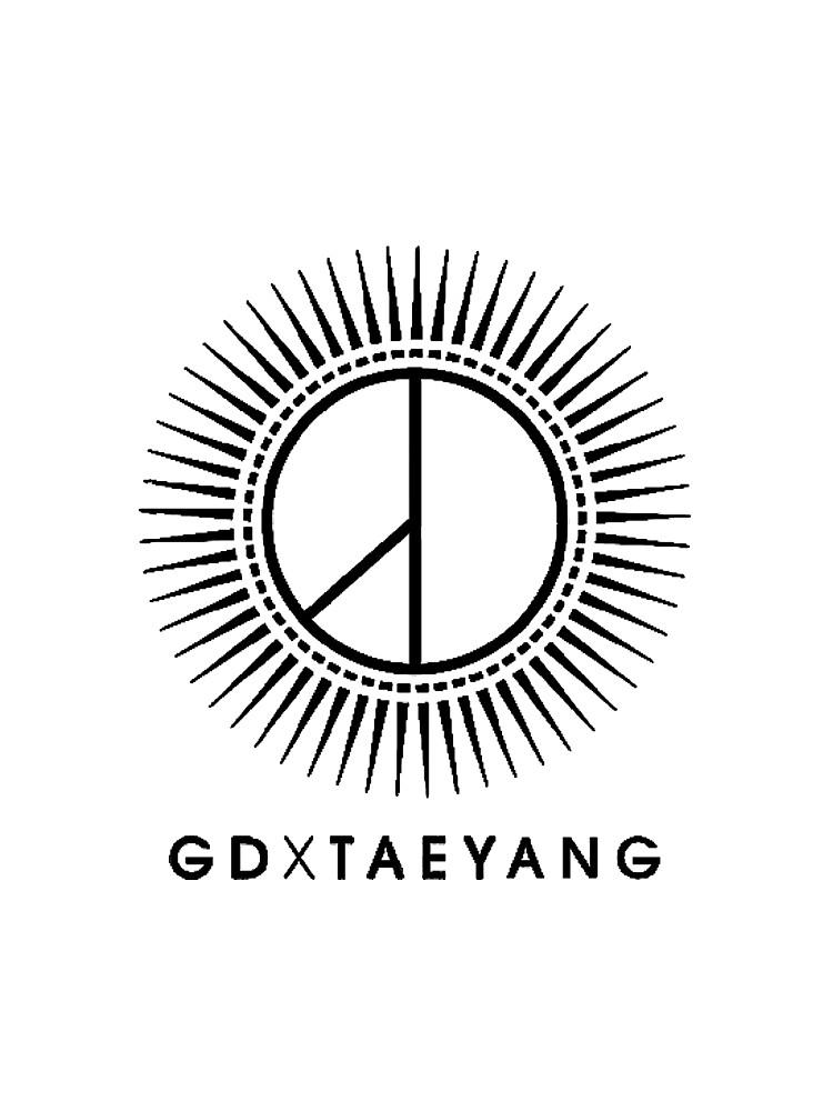 GD X TAEYANG Logo by gdragon88