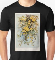 Southern wild flowers and trees together with shrubs vines Alice Lounsberry 1901 139 Yellow Jessamine Unisex T-Shirt