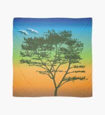 Tree dreams – multi-colors Scarf