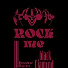 rock me black diamond by fuxart