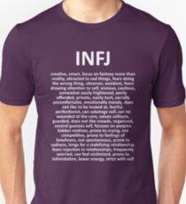 INFJ - The Counselor - DESCRIPTION T-Shirt