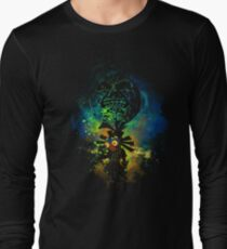 Majora's Art Long Sleeve T-Shirt