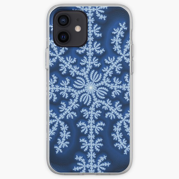 Snowflake iPhone Soft Case