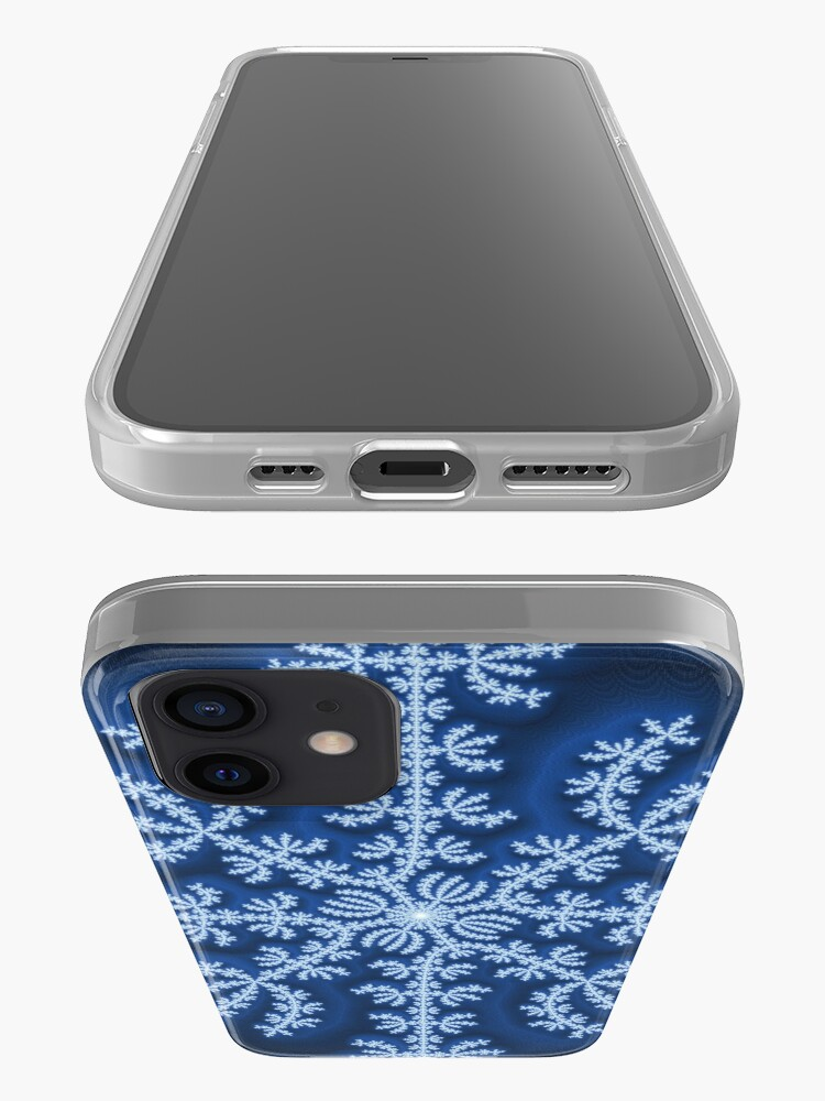 Alternate view of Snowflake iPhone Case & Cover