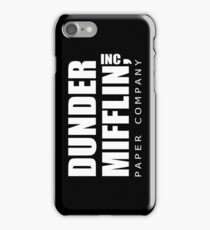 Dunder Mifflin iPhone Case/Skin