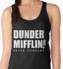 Dunder Mifflin Women's Tank Top