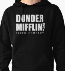 Sudadera con capucha Dunder Mifflin