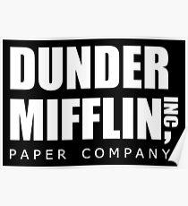 Dunder Mifflin Poster
