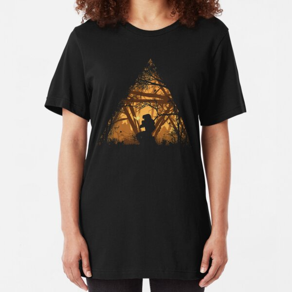 My Ocarina Slim Fit T-Shirt