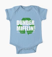 Dunder Mifflin Recycle Kids Clothes