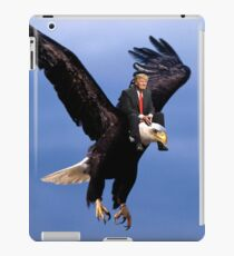 Vinilo o funda para iPad Trump Riding Eagle