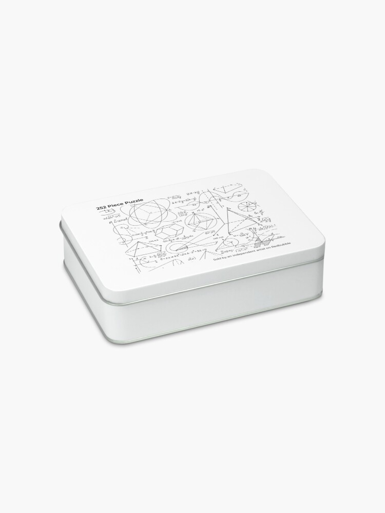 Alternate view of Math Equations #Math #Equations #MathEquations Jigsaw Puzzle