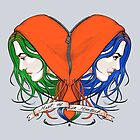 Clementine's Heart by castlepop