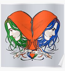 Clementine's Heart Poster