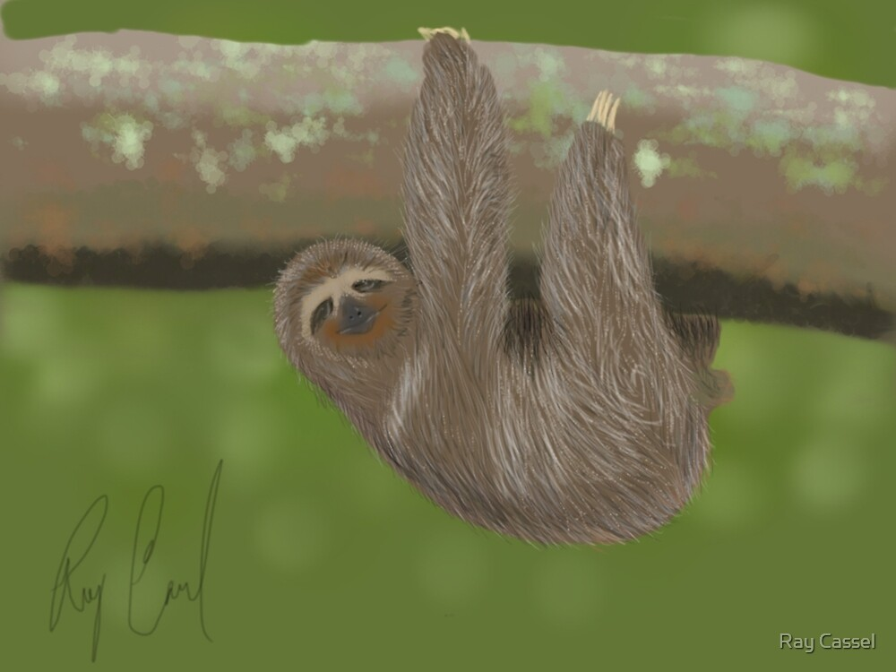 Just Hanging Around by Ray Cassel