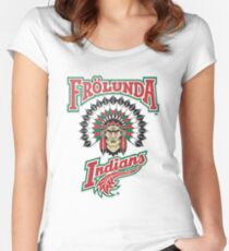 Frolunda HC Indians Women's Fitted Scoop T-Shirt