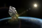 Deploying Solar Sails by Ray Cassel
