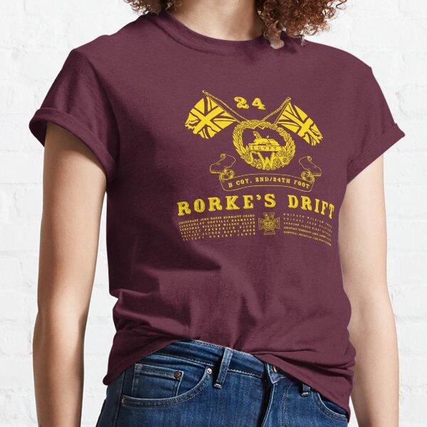 Rorke's Drift : Inspired by Zulu Classic T-Shirt