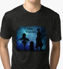 Time Traveler Tri-blend T-Shirt