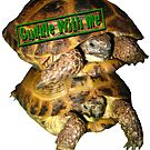 Tortoises - Cuddle With Me by LuckyTortoise