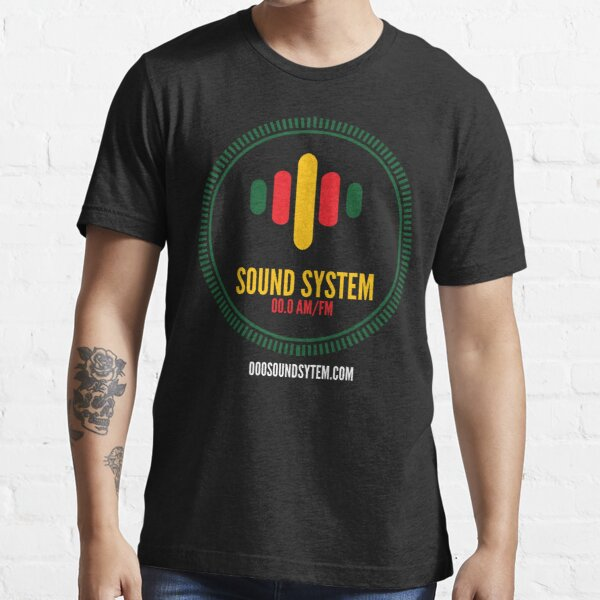 SOUND SYSTEM 2 Essential T-Shirt