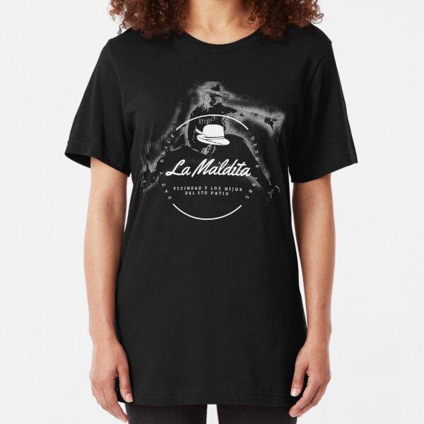 La Maldita Vecindad Slim Fit T-Shirt