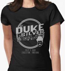 Duke Silver Trio Women's Fitted T-Shirt