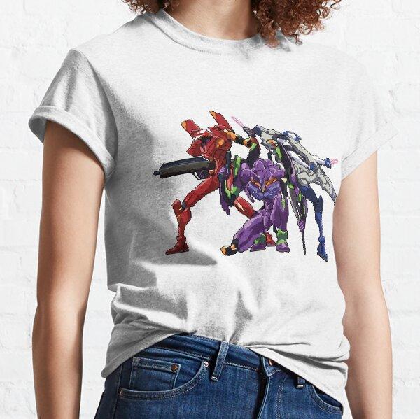 Evangelion: 8bit Genesis T-shirt classique